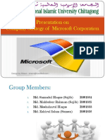 presentationonstrategyofmicrosoftcorporation