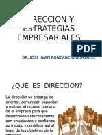 Direccion y Estrategias Empresariales