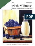 Our BerkshireTimes Magazine, Spring/Summer 2019