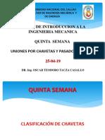 5. Introduccion a La Ing. Mecanica Quinta Semana