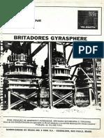 Britadores Gyrasphere - Barber Greene