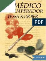 El medico del emperador - Tessa Korber.pdf
