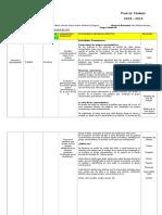 Planeación de Grupos Consonanticos