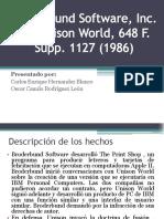 Broderbund Software, Inc
