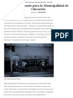 Negocio redondo para la Municipalidad de Olavarría - Cosecha Roja