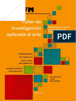Investigación Para La Realización de Revista Artística en La Carrera de Artes (UPNFM)