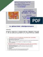 Spleen Laparoscopy