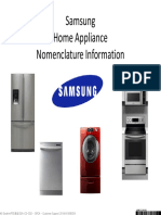 Smsung - Home Appliance Nomenclature -Rev07!02!2010