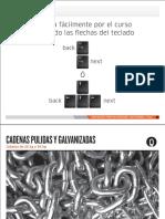 Cadenas Galvanizadas y Pulidas.pdf