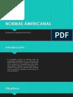 Normas Americanas