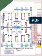 Planos Hidrosanitarios2 f Model