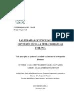 LAS TERAPIAS OCUPACIONALES EN EL CONTEXTO ESCOLAR PÚBLICO REGULAR CHILENO..pdf