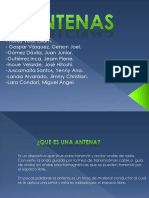 diapositivas antenas