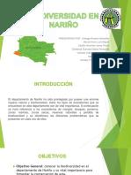 Geraldine Arteaga - Biodiversidad en Nariño Ppt