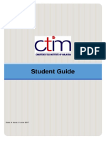 Student Guide Booklet 9 June 2017