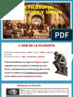 Diapositivas - Origen de La Filosofía - Copia