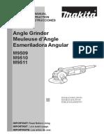Manual M9510G