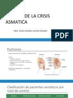 Manejo de La Crisis Asmtica
