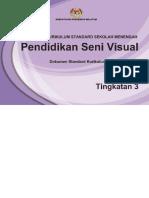 Dskp Kssm Pendidikan Seni Visual Tingkatan 3