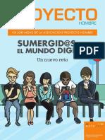 Revista Proyecto Hombre-Sumergiodos en La Era Digital