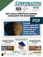 Jornal Corporativo Edição Número 3104 de 14 de Maio de 2019