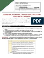 TALLER DE PROFUNDIZACION DE ESTILOS Y ESQUEMAS EN WORD.docx