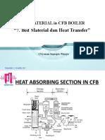 7. Bed Material Dan Heat Transfer
