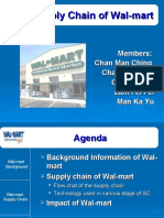 3 Supply Chain of Walmart