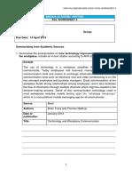 Bbi2424 Scl Worksheet 4 (Week 7-8) - Summarising