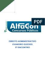 Direito Administrativo 5.