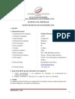 2.- SPA - Gestion de proyectos 2019 -I.pdf