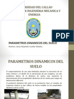 Parametros Dinamicos Del Suelo