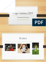 Karen Bolados Copa América 2019 Ofimática Semana Dos