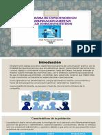 Programa de Capacitación en Comunicación Asertiva Leidy