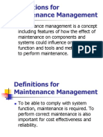 MATERI Presentasi PP Maintenance