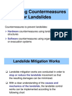 Designing Countermeasures for lanslide