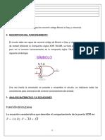 Informe - Laboratorios conversor de binario a gray viceversa .docx