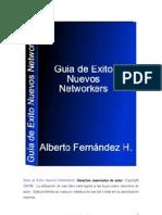 Guia de Exito para Networkers -(Fundamentos de marketing para empresarios de Multinivel)