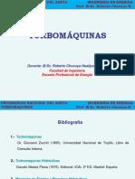 Introduccion a Las Turbomaquinas