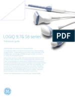 Logiq 9 7 s6 Series Transducer Guide