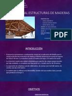Proyecto Final Estructuras de Maderas