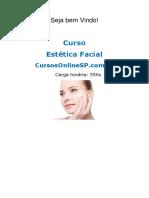 apostila de estetica facial