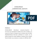 Guematriah Acertijos Del Alefato