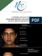 Analisis Facial y Dento Labial Oclusion