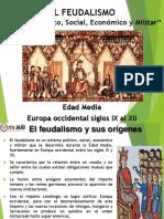Apunte El Feudalismo Sistema Politico Social Economico y Militar 38052 20170202 20150720 110820