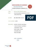 Informe Instalaciones Final