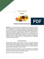 RÉGIMEN DE INCORPORACIÓN FISCAL ...docx
