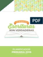 Planificador de La Primaria 2016 ConexionSUD
