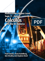Mathematics HL - OPTION 9 Calculus - Fannon, Kadelburg, Woolley and Ward - Cambridge 2012.pdf