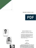 Benares Conspiracy Cases